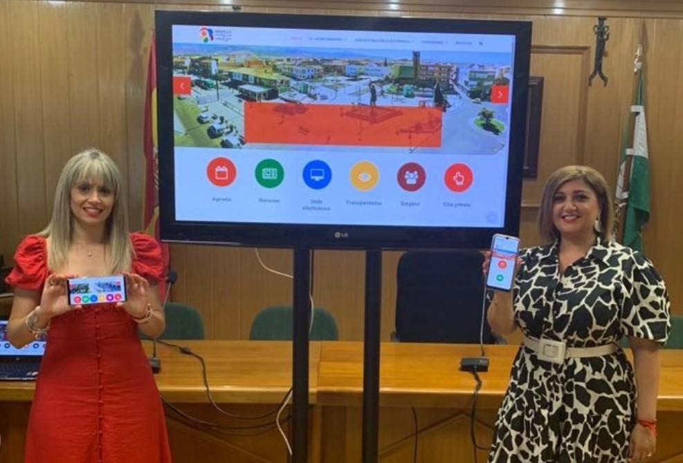 Armilla estrena una nueva web municipal armilla.es «más accesible y transparente»