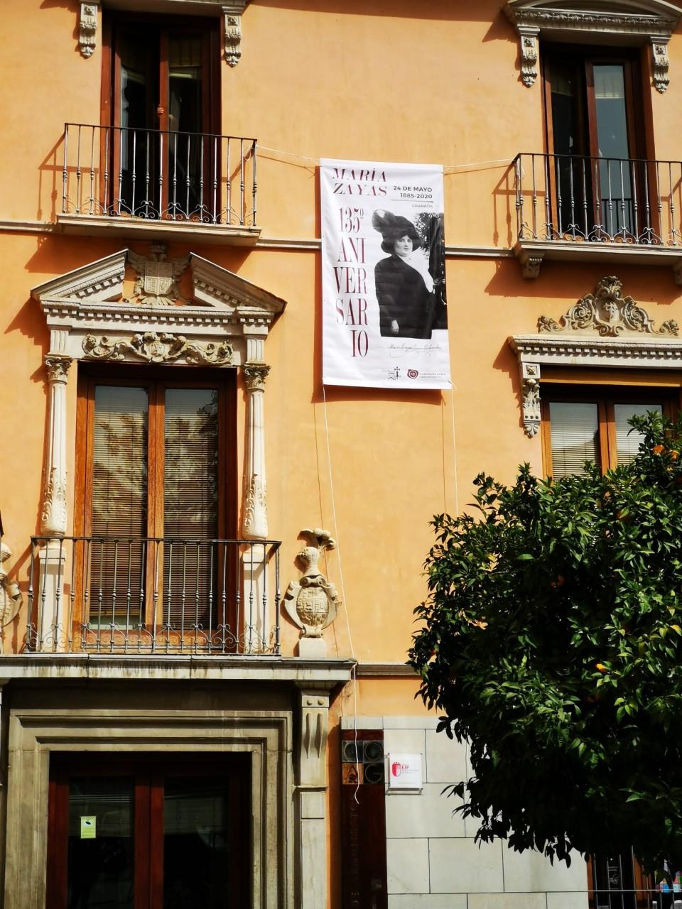 María Zayas vuelve a su casa natal en el 135 aniversario de su nacimiento