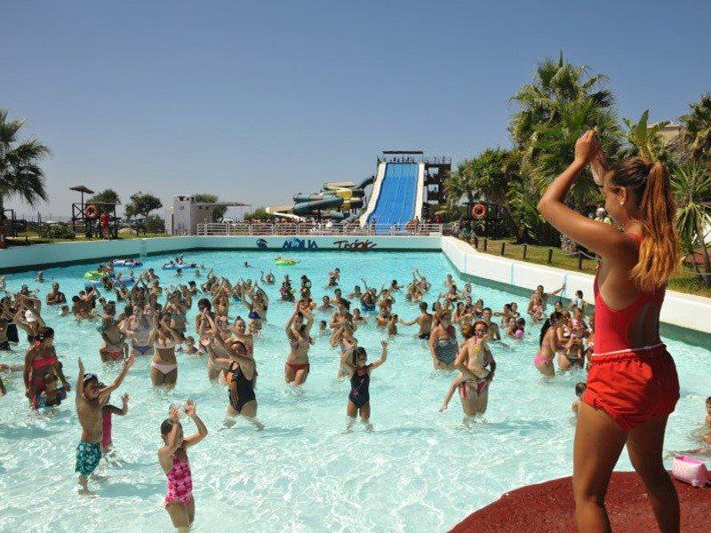 Los parques acuáticos de la provincia adelantan el cierre por el bajo número de usuarios