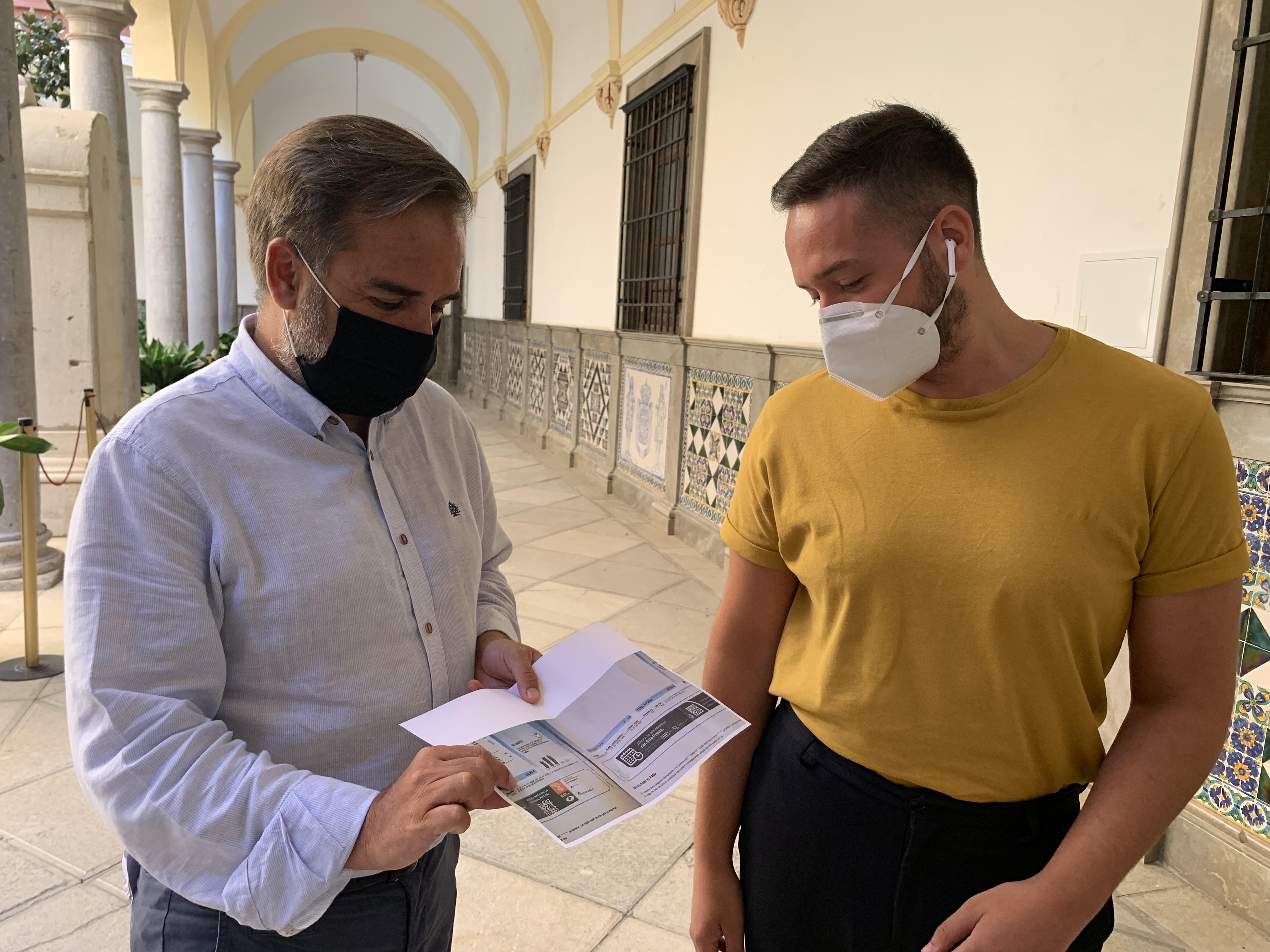 El PSOE pide explicaciones al alcalde por la subida en los recibos del agua de hasta un 500%