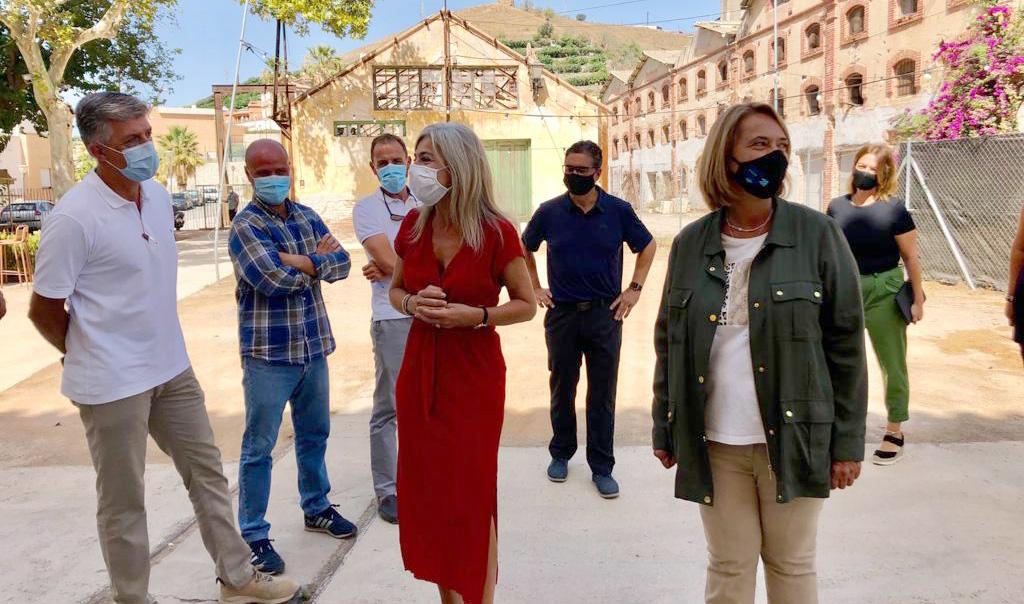 La Junta muestra su apoyo al proyecto del Museo Industrial del Azúcar de Motril