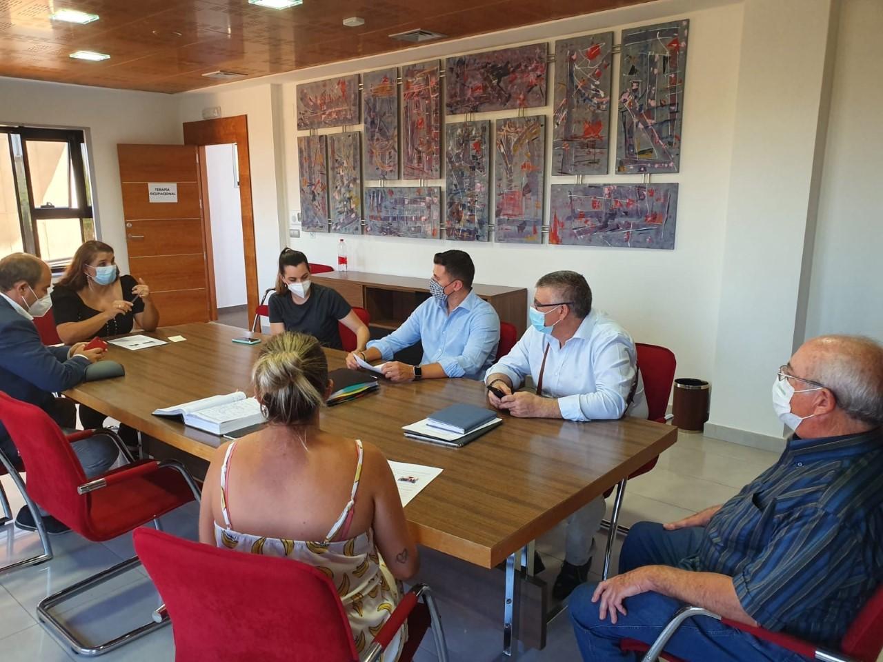 El PP destaca la importante labor de la Asociación San José, de Guadix, con personas con discapacidad intelectual