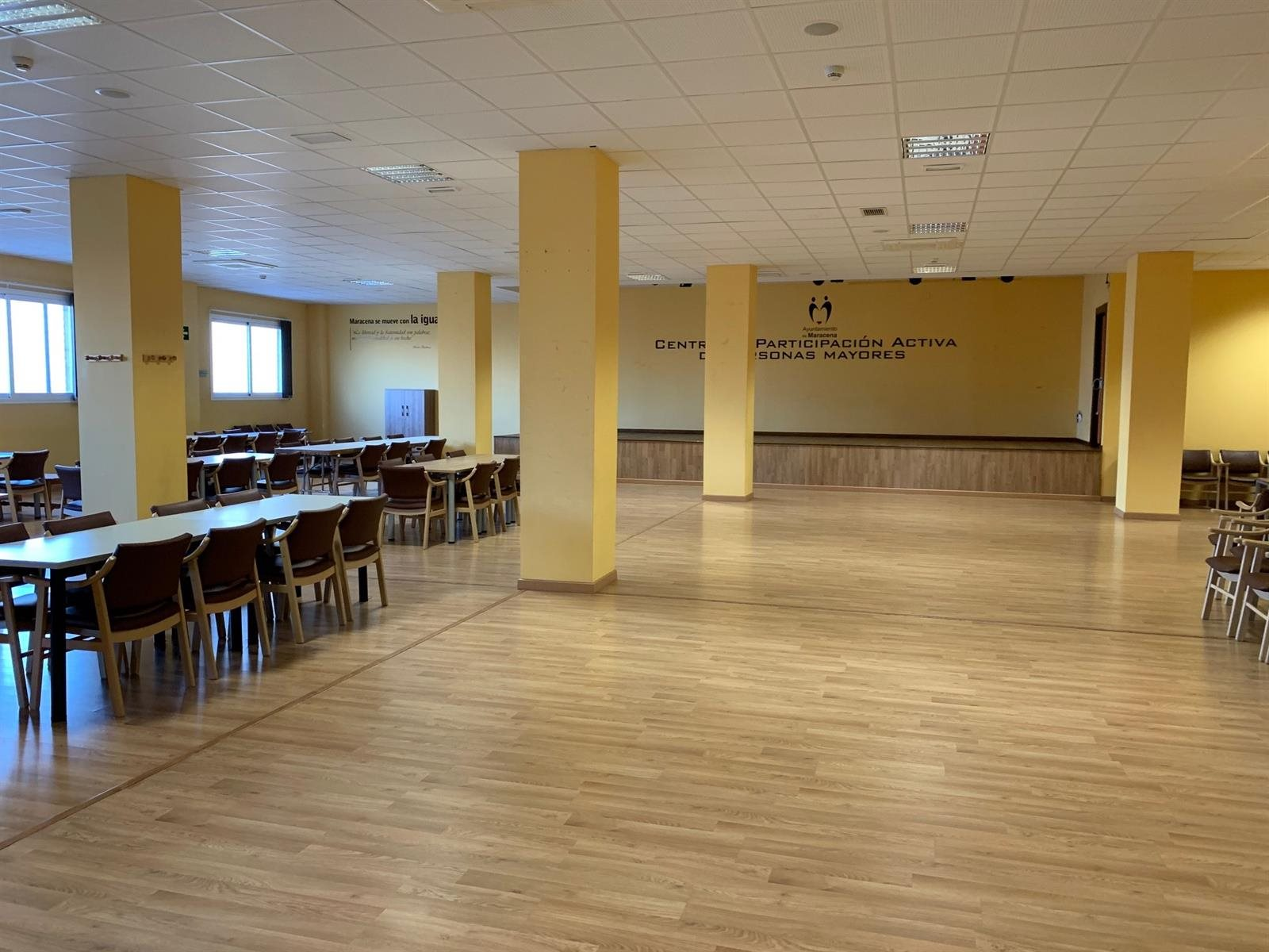 Maracena ofrece dependencias municipales para que puedan ser usadas como aulas