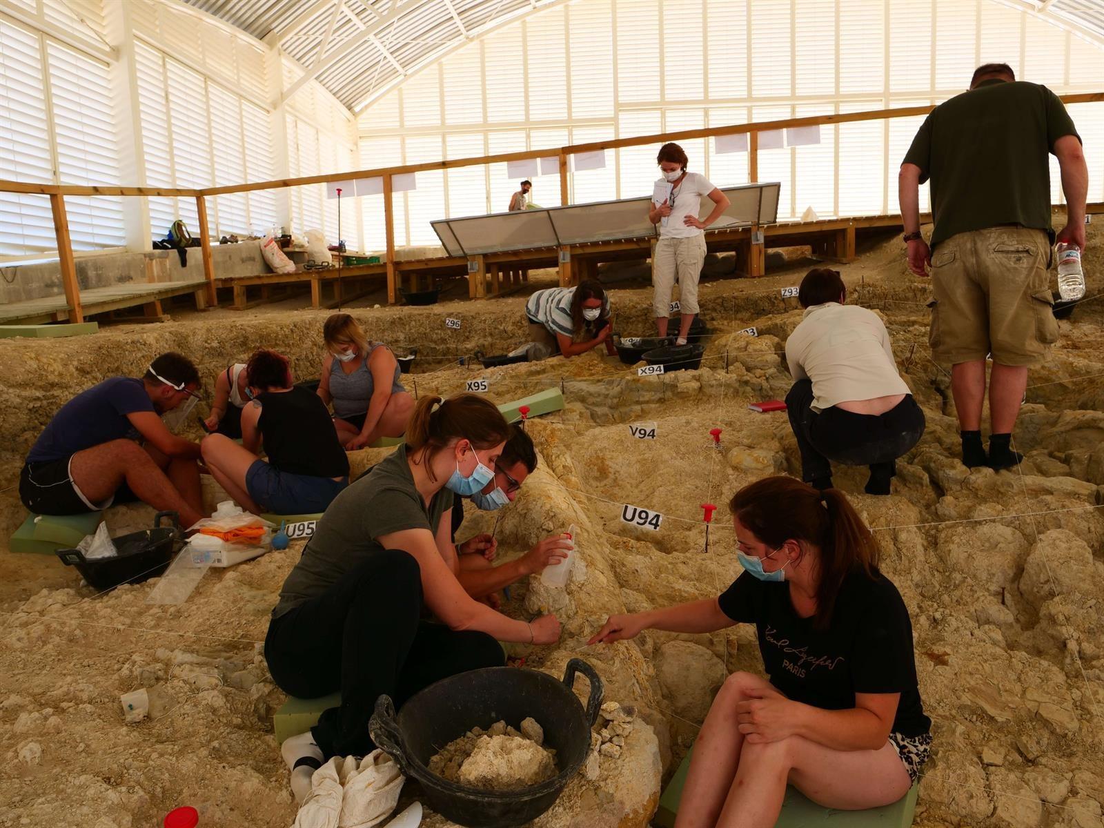El Centro de Primeros Pobladores de Orce recibe unas 5.000 visitas al año
