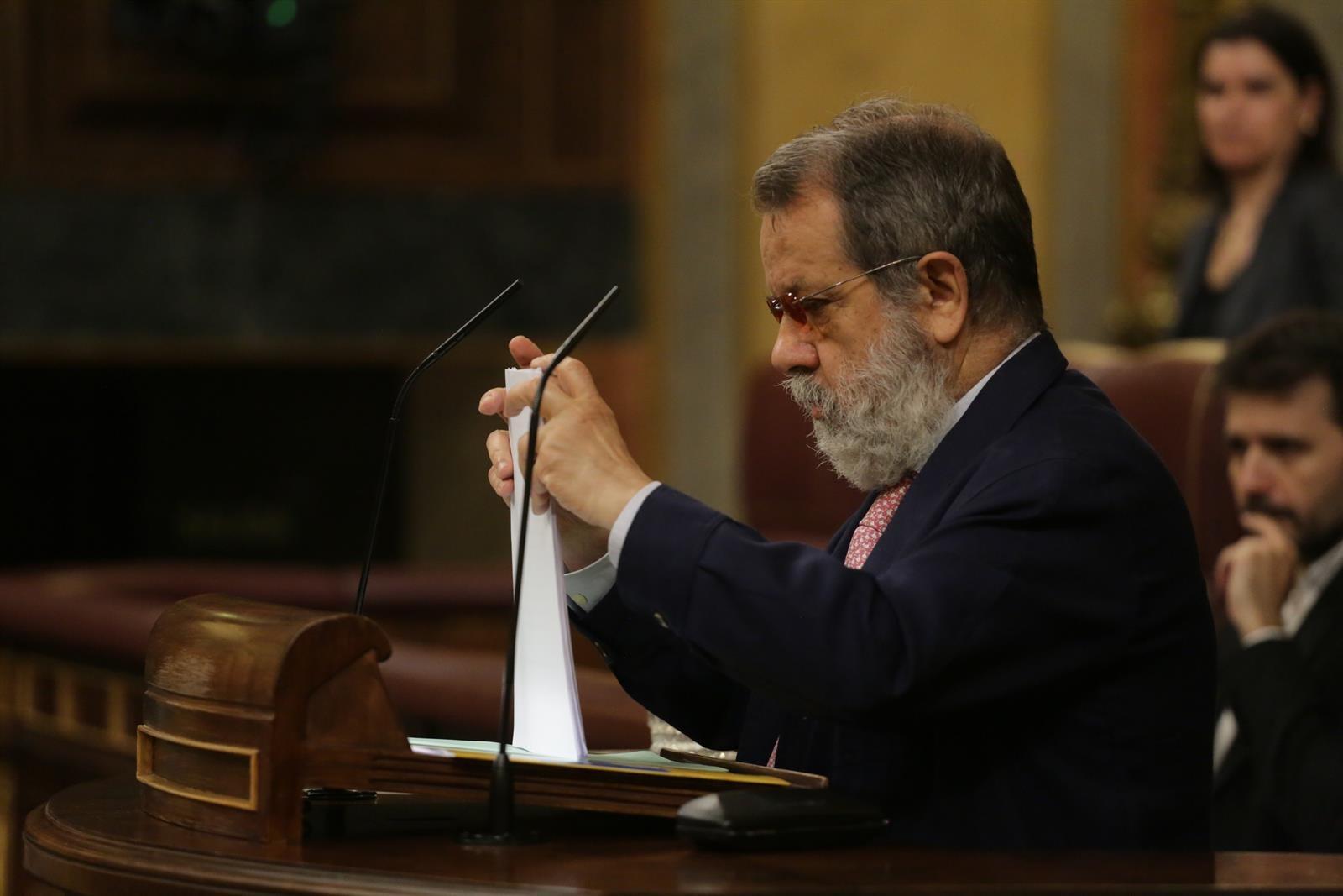 El Defensor del Pueblo pide a Junta y Gobierno «acción coordinada» para acabar con los cortes de luz