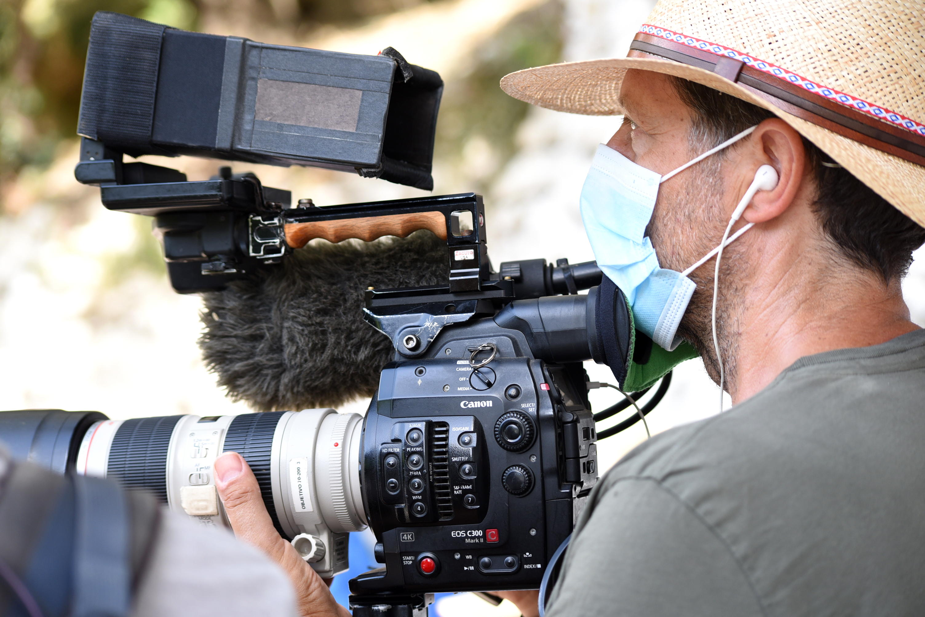 "La oficina de Cine ""Film in Granada"" atrae rodajes a la provincia"