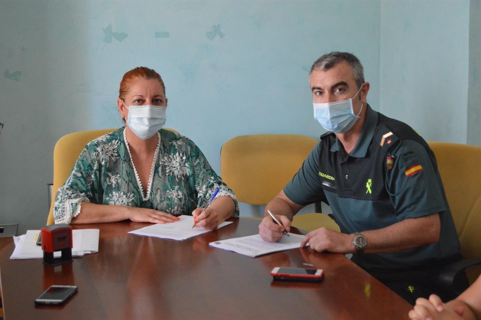 Más de 950 sanciones en Salobreña en pandemia, el 80 por ciento por mal uso de mascarilla