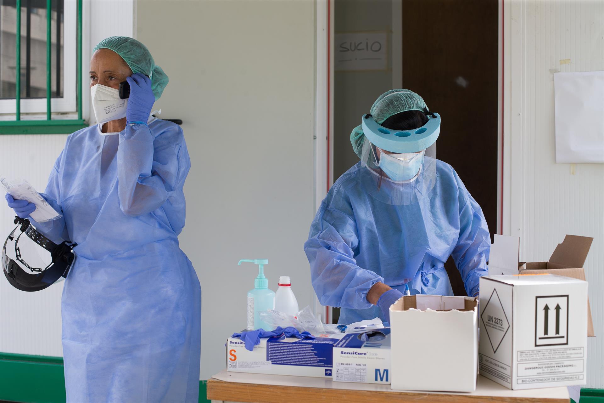 86 nuevos contagios en el último día, se espera un fuerte aumento de casos en los próximos días