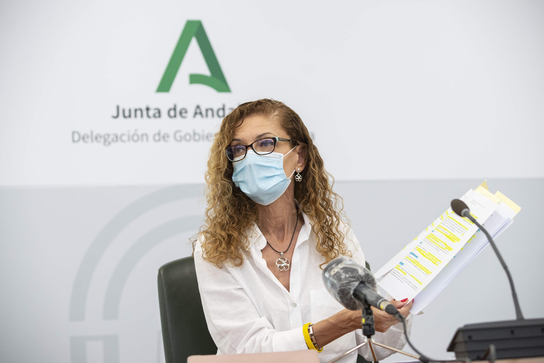 Educación realizará el test Covid a 16.000 profesionales de los centros granadinos