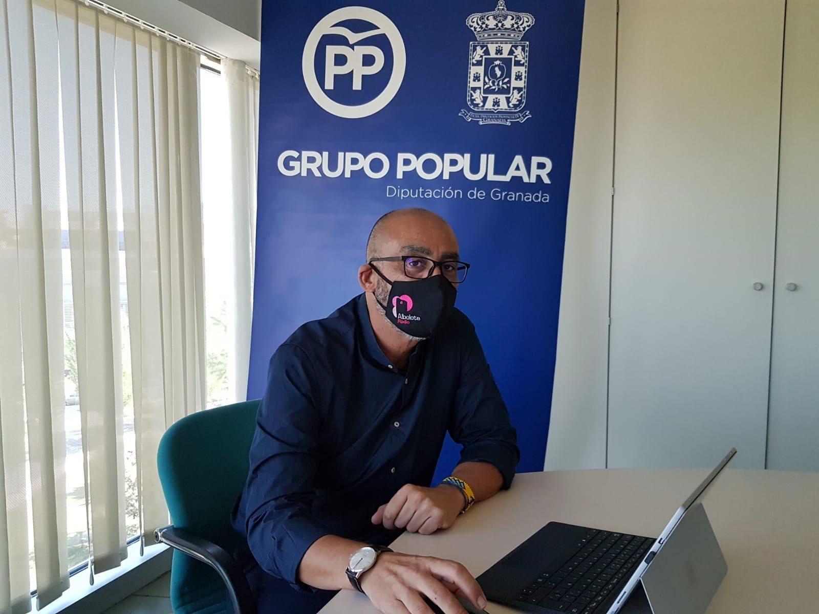 El PP pide a Diputación no hacer «promesas» con la accesibilidad de las instalaciones deportivas
