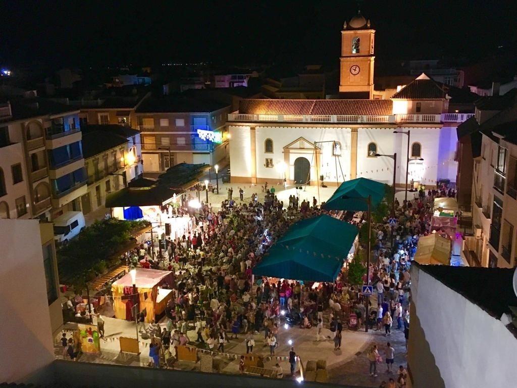 Huétor Tájar suspende el Zoco Andalusí y la feria de Nuestro Padre Jesús Nazareno