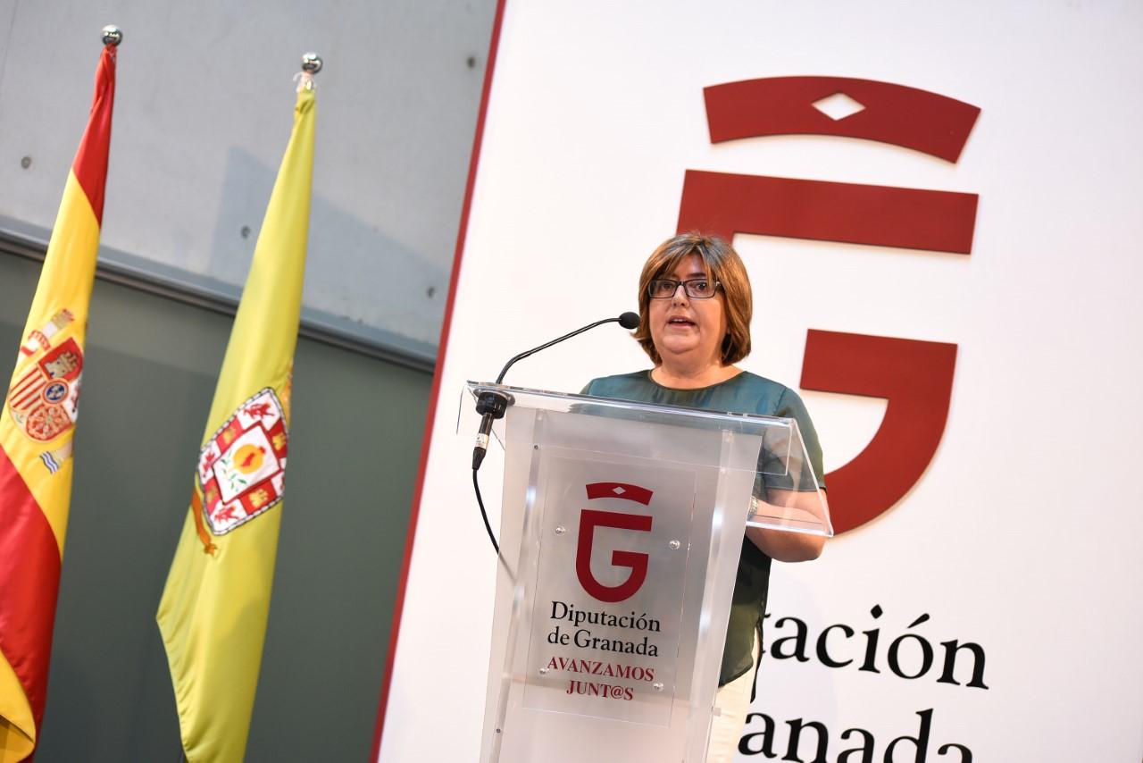 """Diputación lamenta la pérdida de una subvención de 3 millones para el Geoparque por la """"dejadez"""" de la Junta"""
