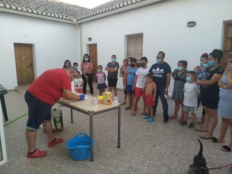 Las rutas de la iniciativa divulgativa 'Ciencia al fresquito' empiezan por Capileira el 21 de agosto