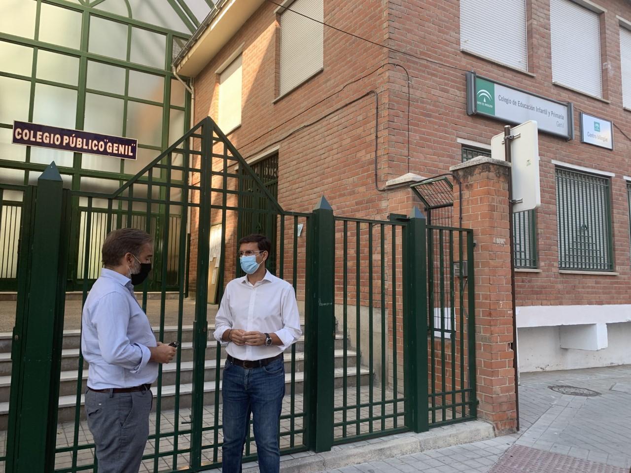 Cuenca critica el silencio e inactividad de Salvador ante el inicio escolar y el desconcierto de la Junta