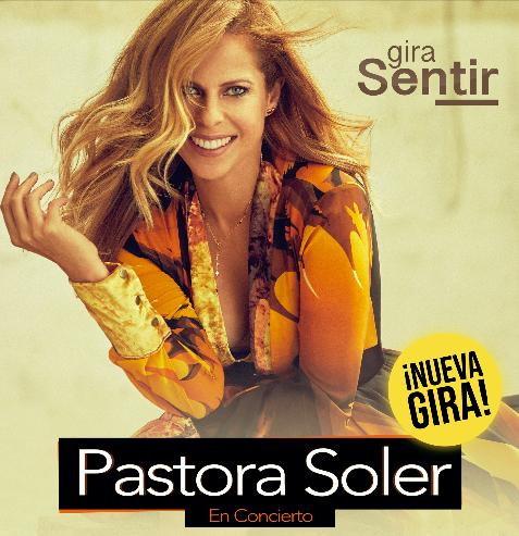 Pastora Soler aplaza su concierto en Granada previsto para el 26 de septiembre de 2020 al 23 de octubre de 2021
