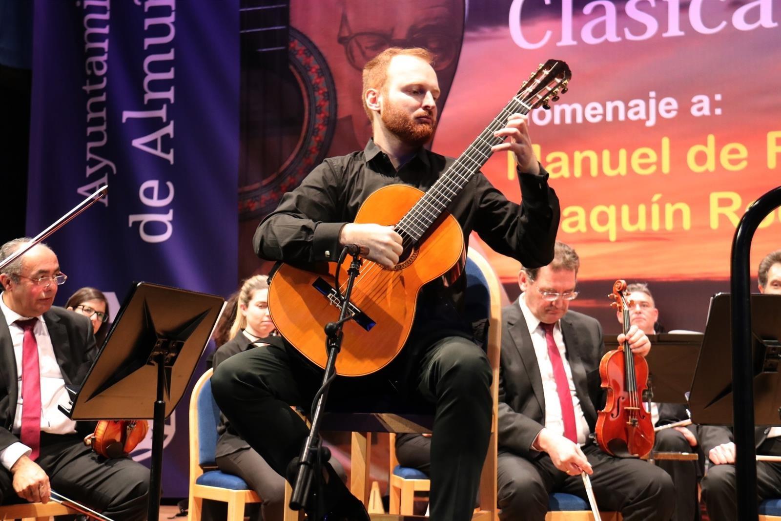 El certamen de guitarra clásica Andrés Segovia homenajea a Piazzolla en 2021