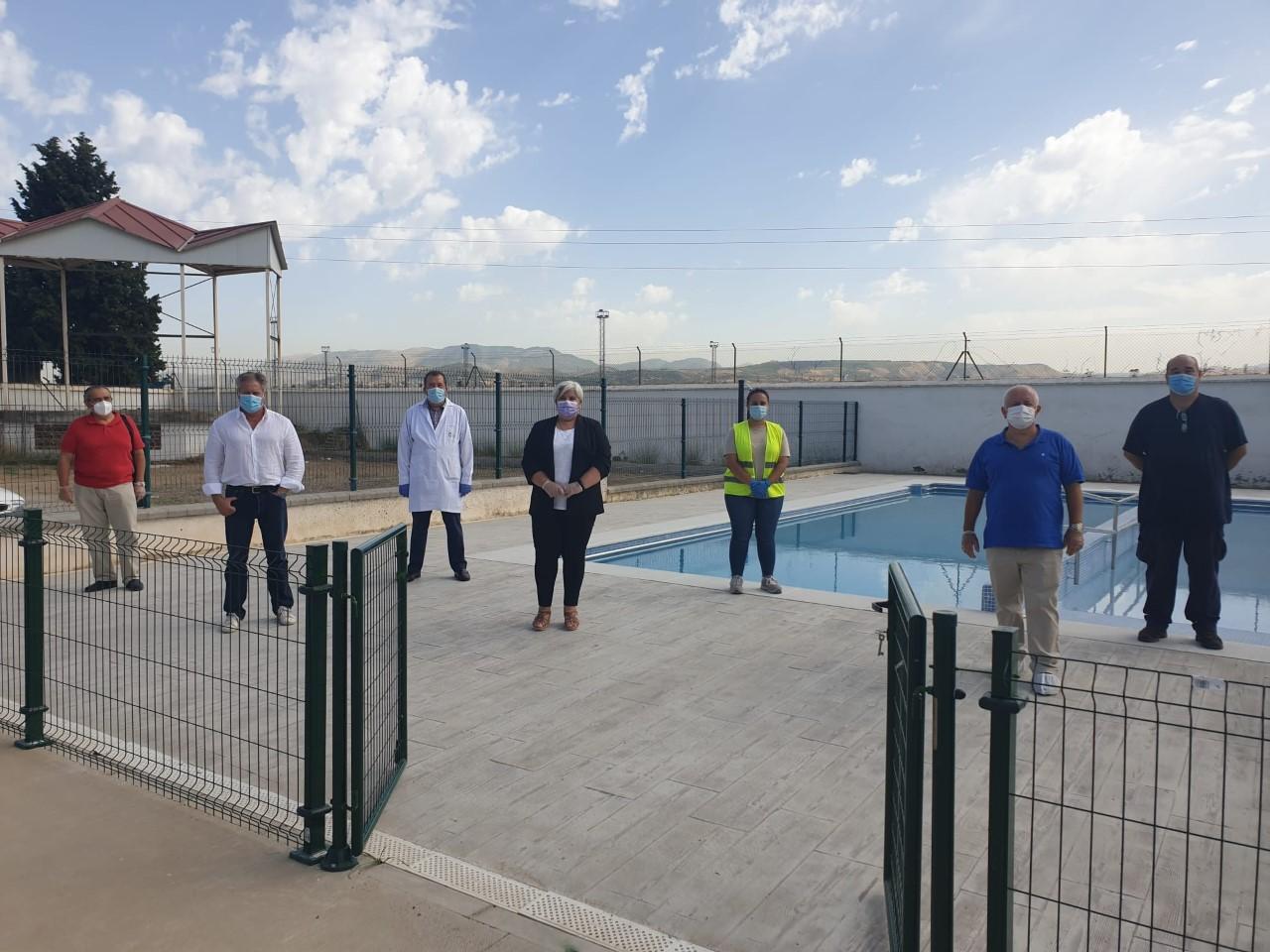 El Centro Psicopedagógico Reina Sofía estrena piscina para el tratamiento y el ocio de los usuarios