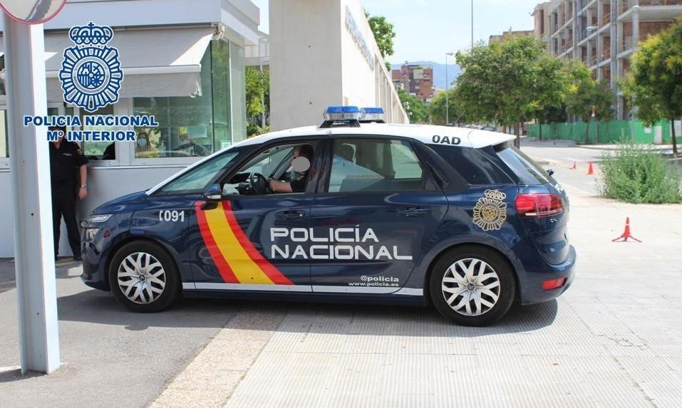 Detenido por intentar atropellar a varios miembros de una misma familia en Haza Granada