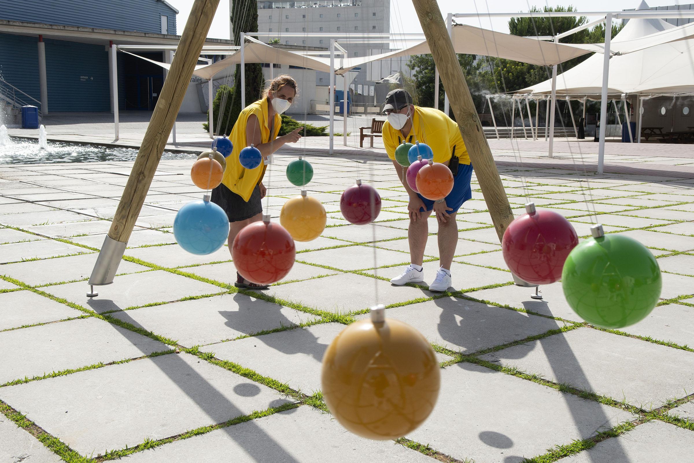El Parque de las Ciencias proyecta su imagen en el mundo a través del Festival Internacional 'Ars Electrónica'