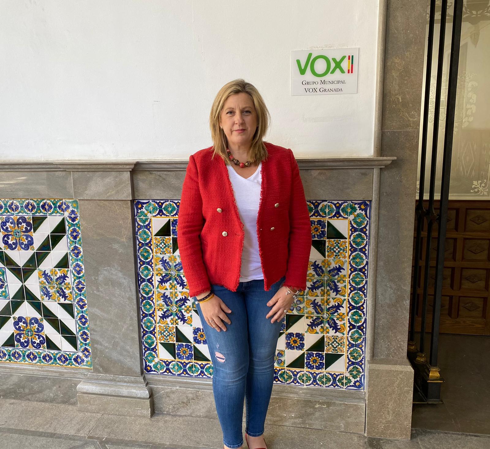VOX urge al equipo de gobierno a garantizar medidas de apoyo para las familias numerosas granadinas