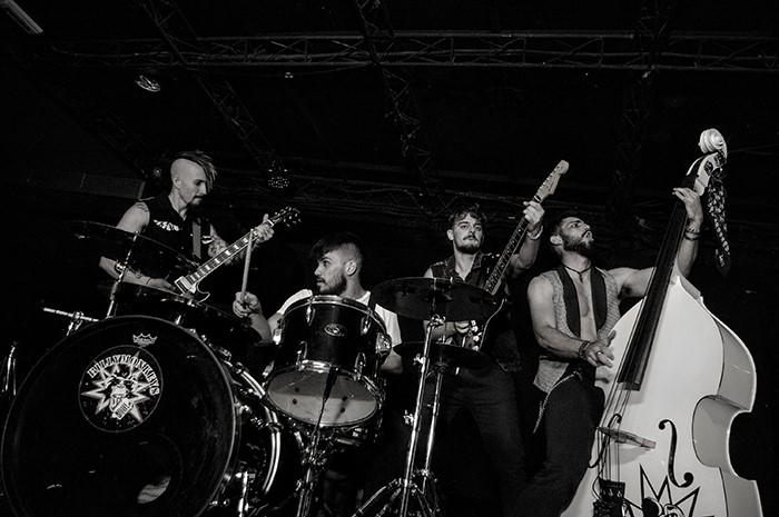 """BillyMonkeys presenta """"Gula"""", single adelanto de su nuevo álbum """"7 Pecados""""."""