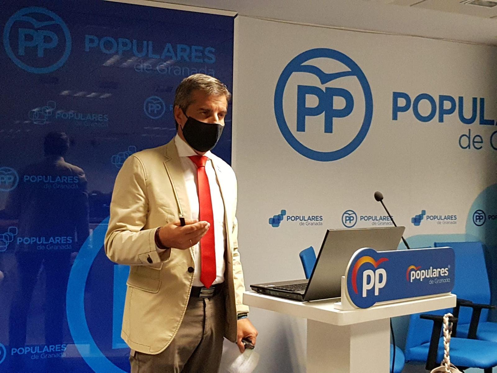 El PP aspira a «reeditar» el pacto con Cs sin Salvador de alcalde, con apoyos de Vox y no adscritos