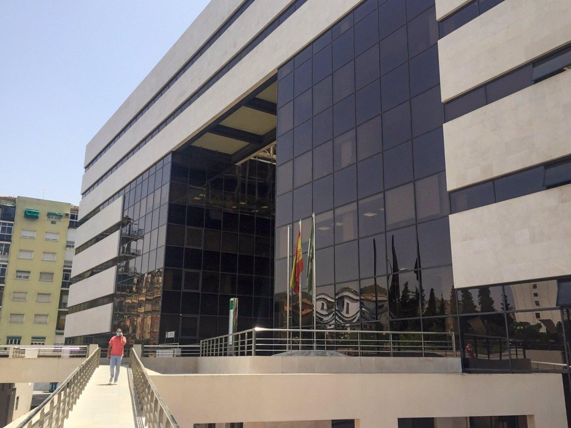 La Junta saca a licitación la reforma de las tres últimas plantas del edificio judicial Caleta