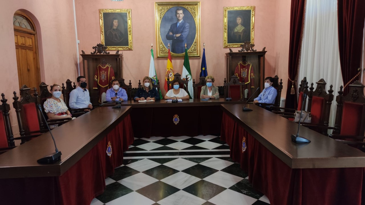 El PP pide a Diputación la recuperación del Parque Municipal Rodríguez Penalva de Huéscar