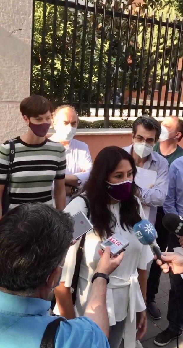 La Confluencia Podemos – IU presenta una moción para el próximo pleno en la Diputación de Granada relativa a la Atención Primaria y la Pandemia del Covid-19 .