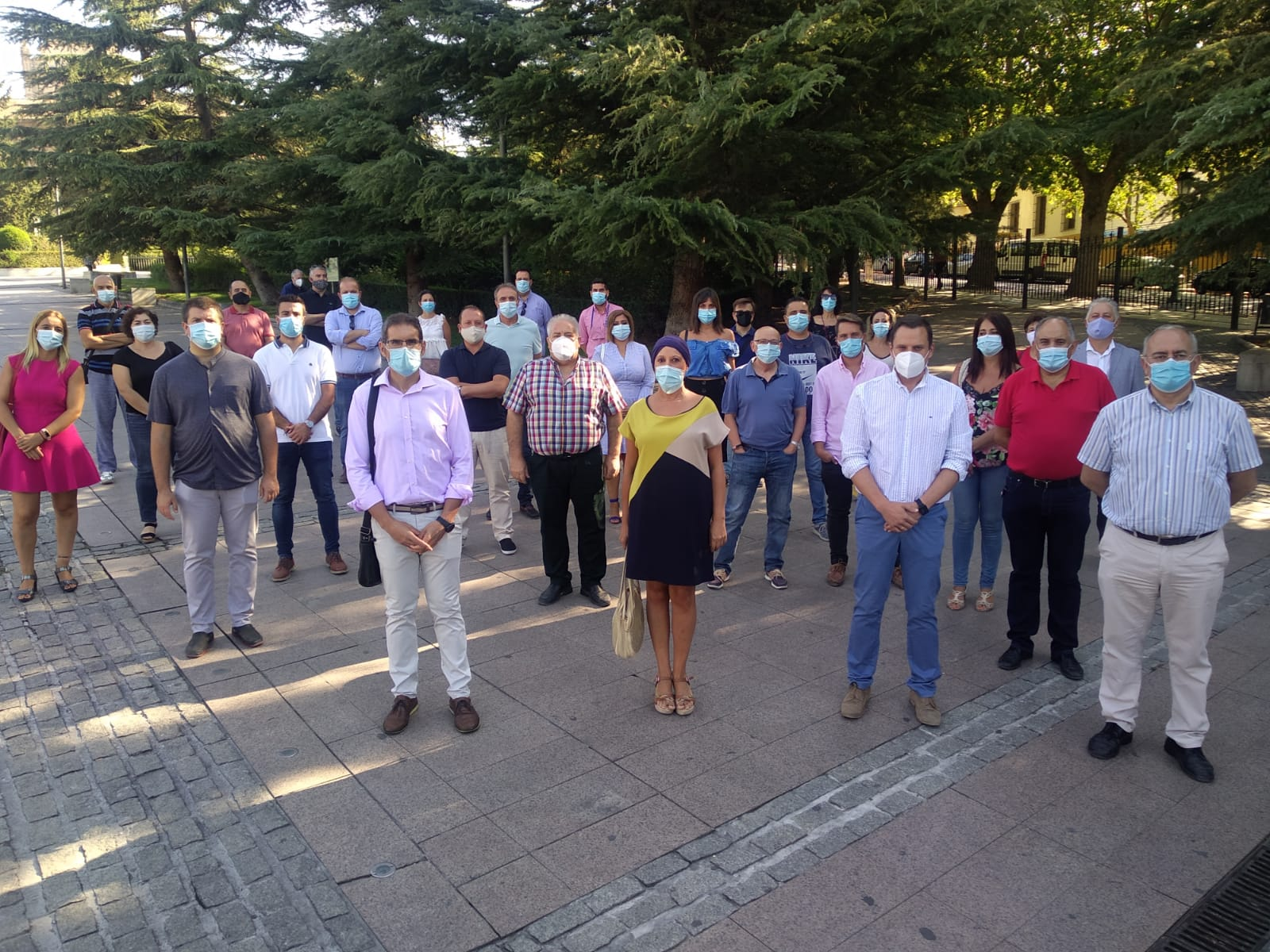 """Los alcaldes socialistas se sienten """"ignorados"""" por la Junta y solicitan ayuda """"urgente"""" para desinfectar los colegios"""
