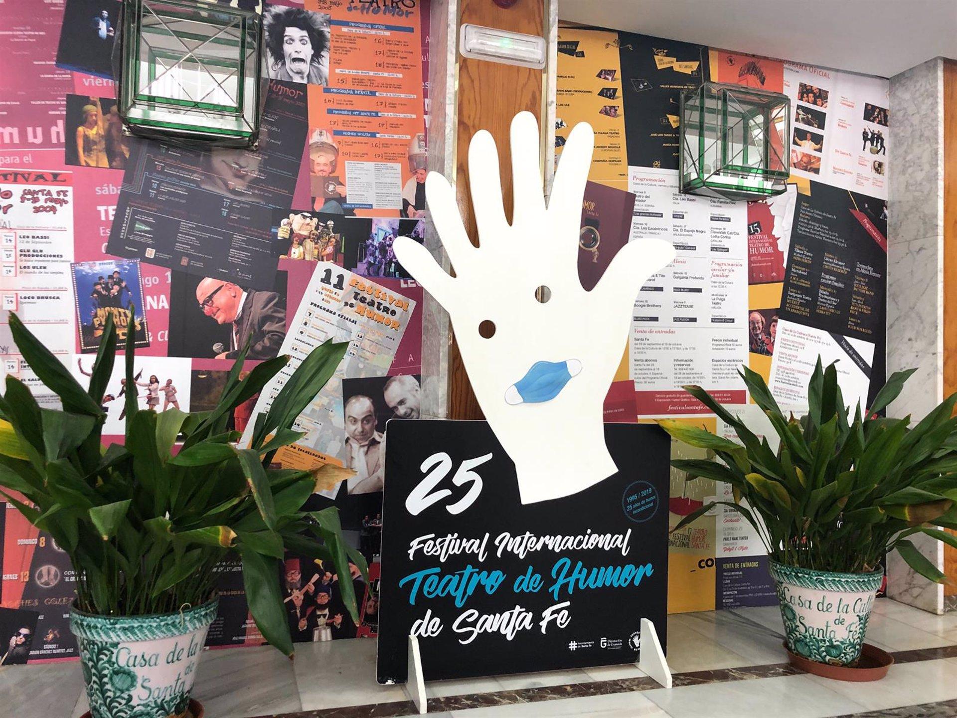 Santa Fe suspende la edición de su Festival Internacional de Teatro de Humor