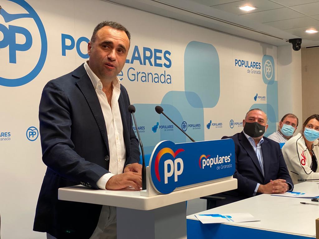 El PSOE de Alhendín reprocha al alcalde que lleve 4 meses sin convocar pleno