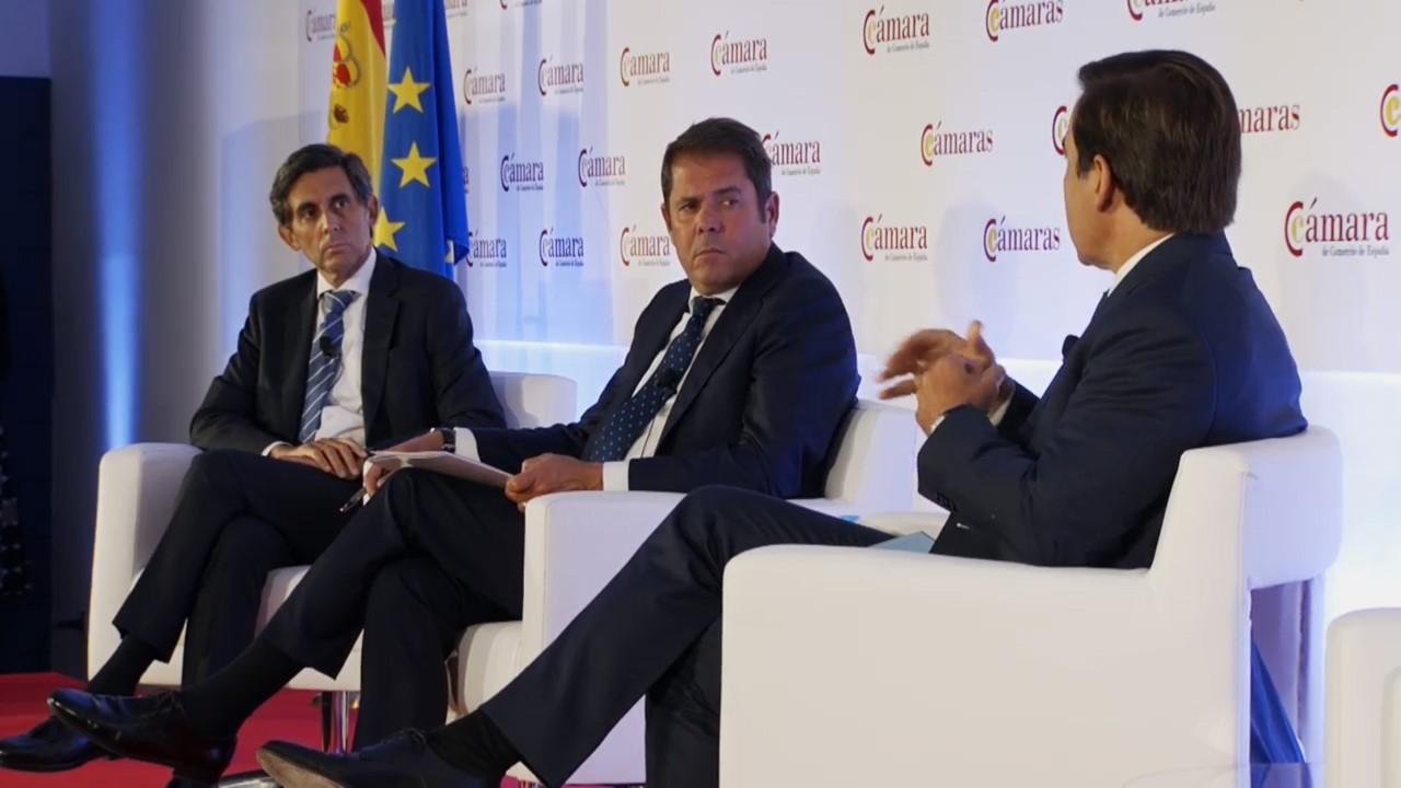 Cuerva pide reformas para que España pueda desarrollar una «imprescindible transición digital»