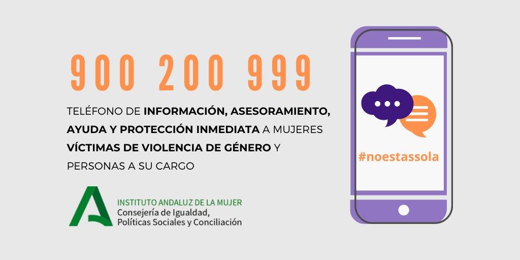 Las llamadas al teléfono de de Atención a las Mujeres crecen en Granada un 20% en el primer semestre