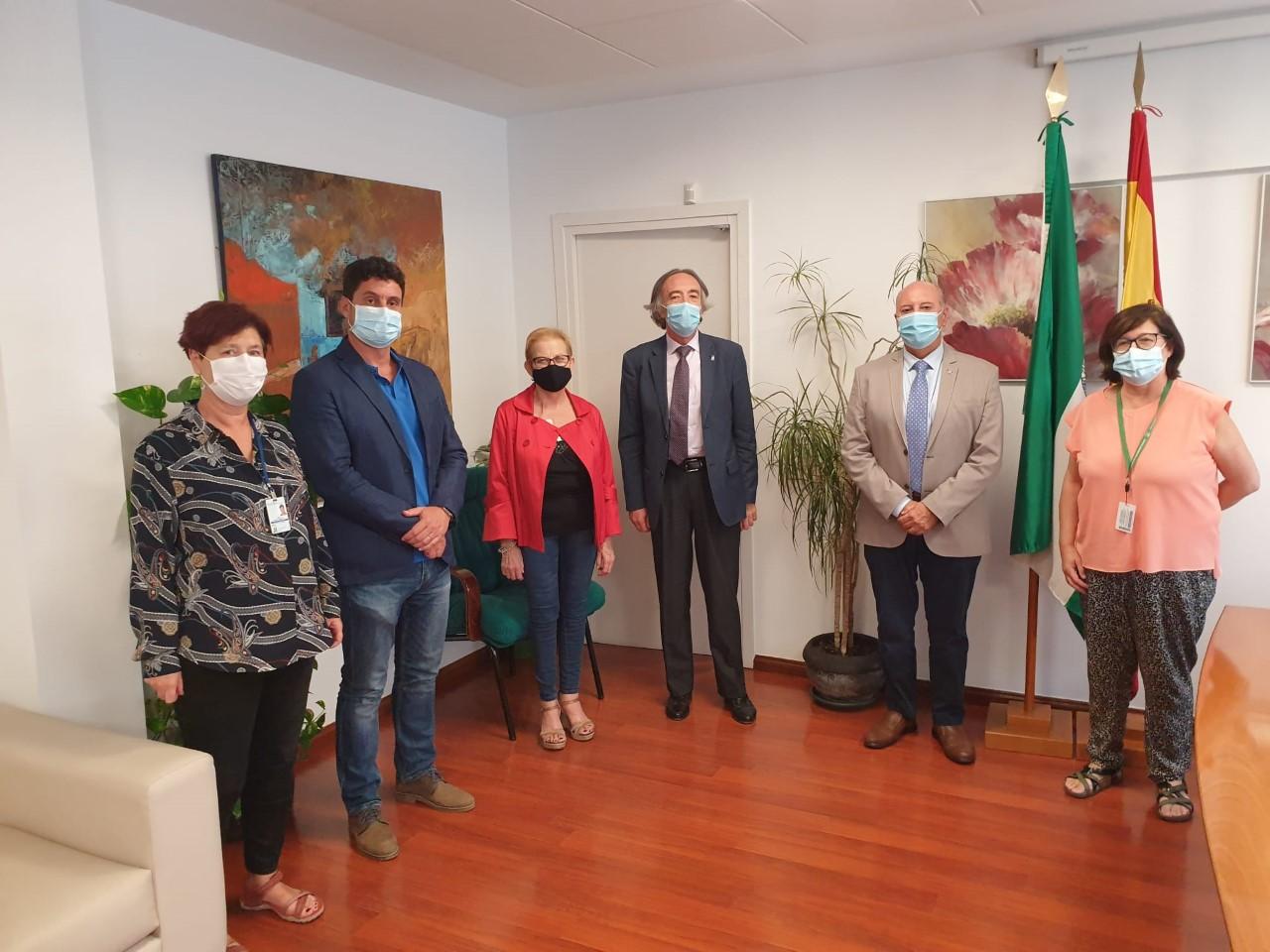 El Hospital San Cecilio y la Asociación ALCER Granada impulsarán el voluntariado y la colaboración mutua