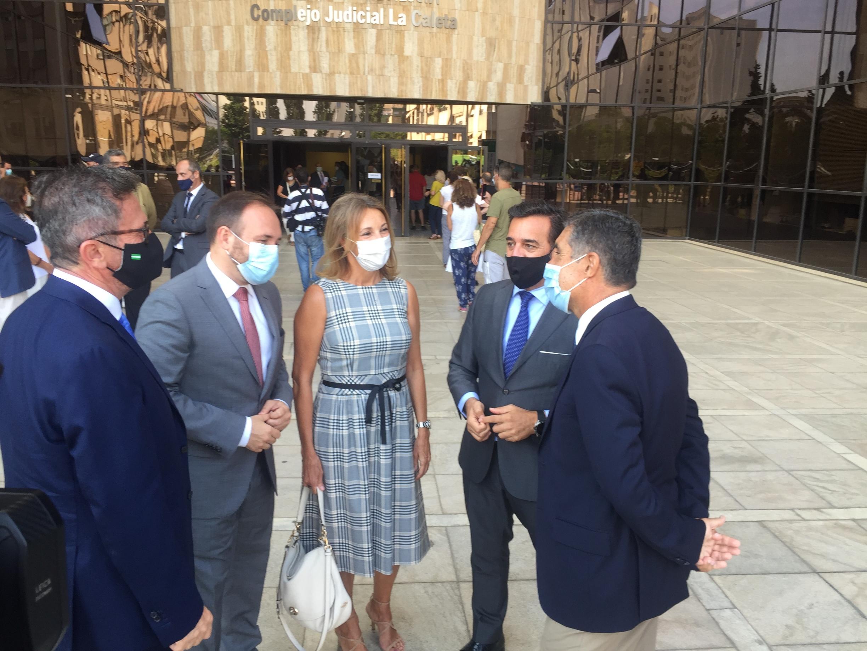La Junta destaca la apuesta por la Justicia en Granada con dos nuevos órganos judiciales e inversiones en obras y personal