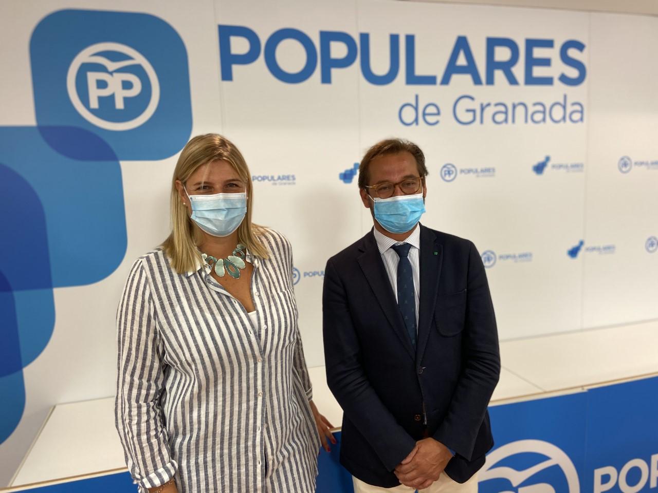 El PP lamenta la actitud del PSOE que reclama mejoras en el transporte público mientras en el Parlamento se opone