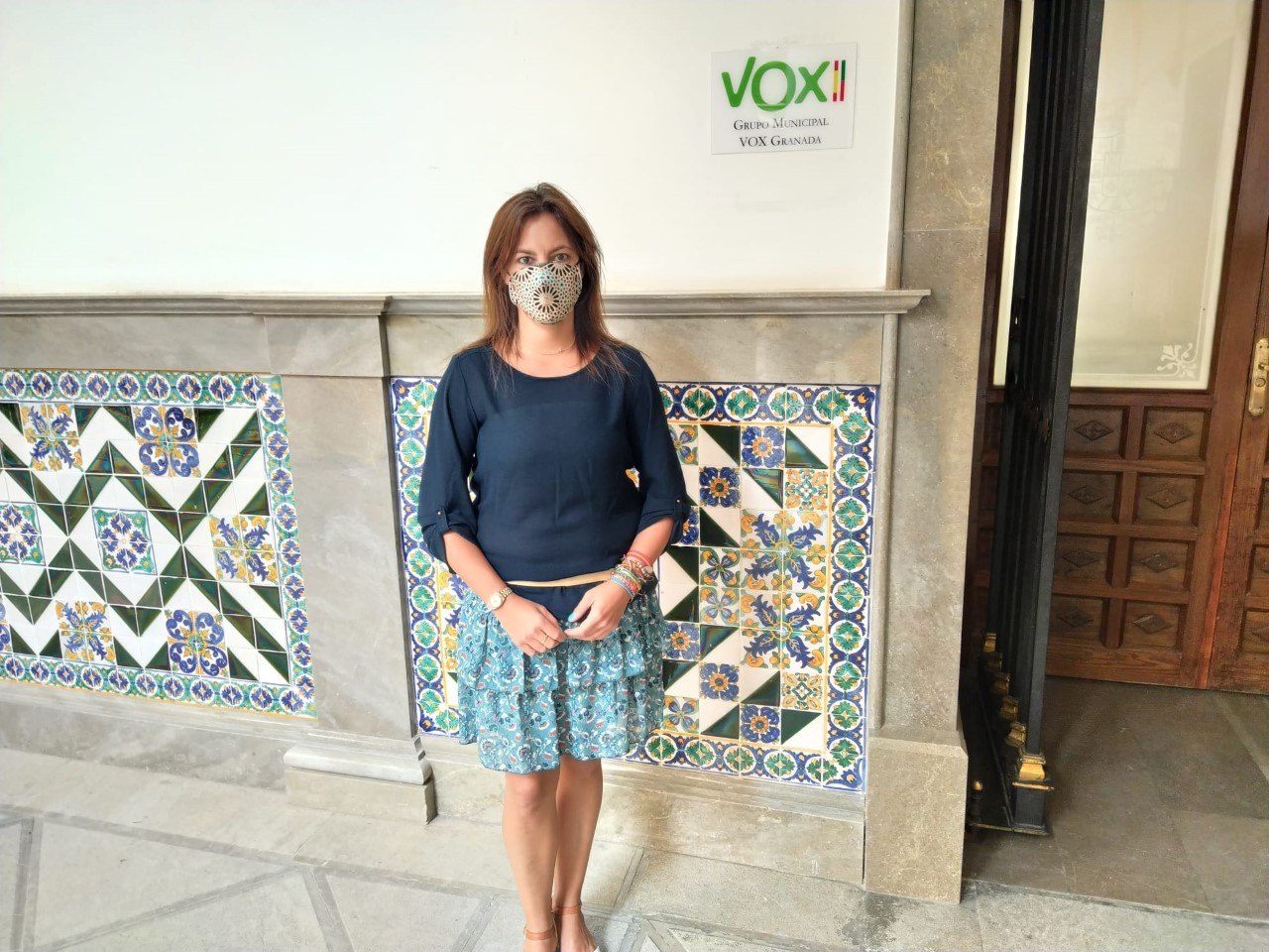VOX pide al equipo de gobierno ayudas para garantizar la conciliación de las familias granadinas