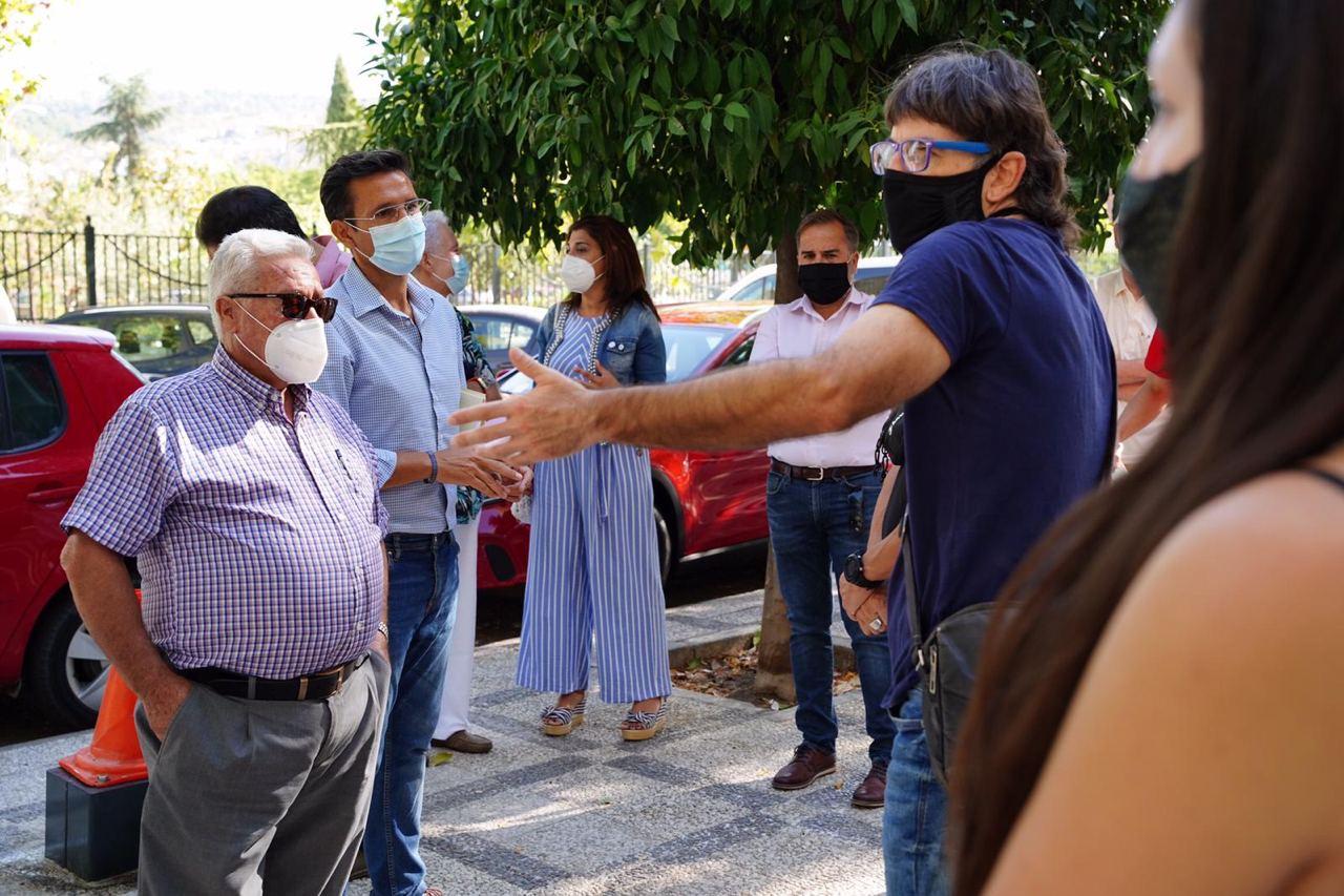 Cuenca exige la paralización «inmediata» de la zona azul en zonas residenciales de Zaidín y Genil