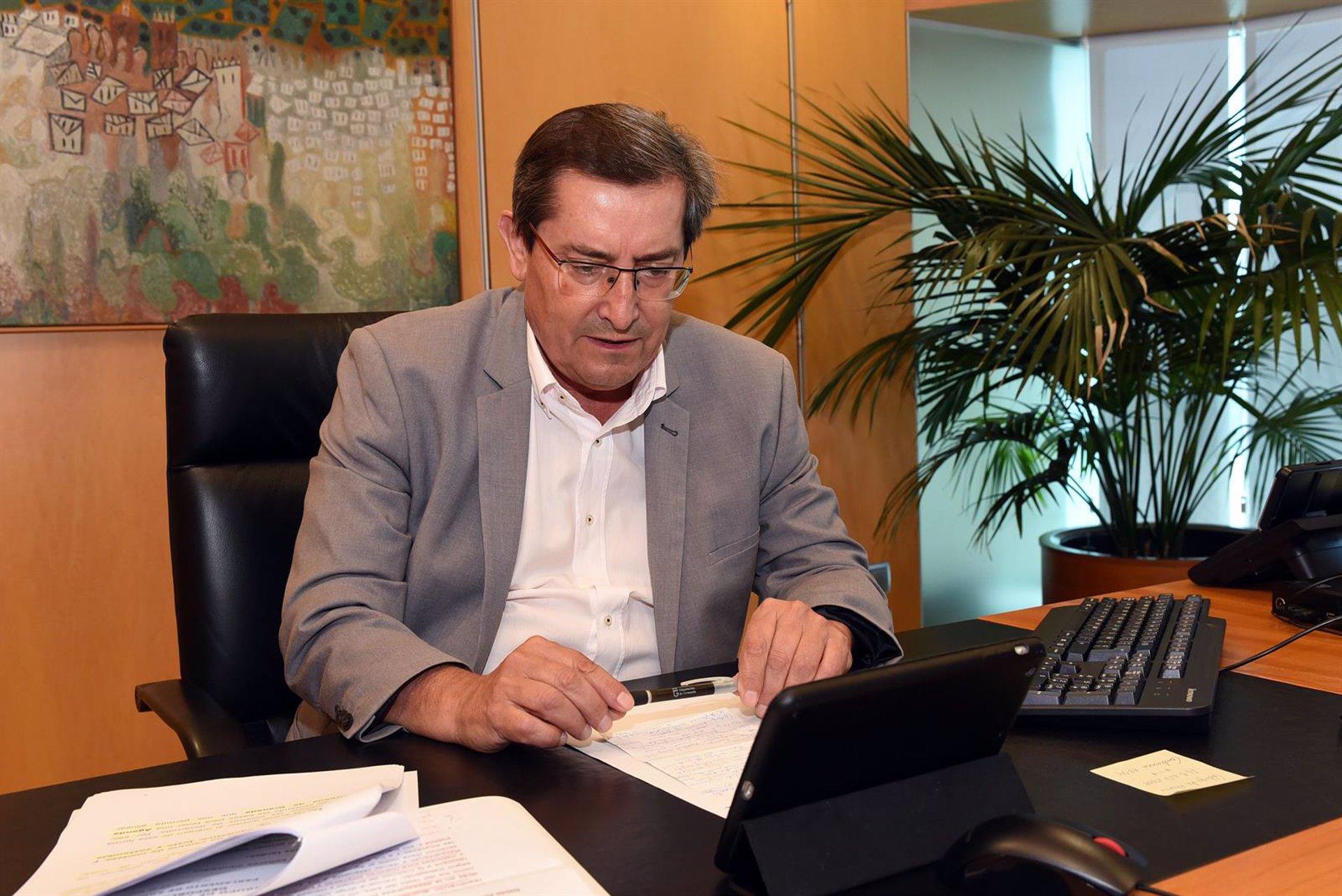 Entrena reivindica en un Foro Europeo de Despoblación el papel de las entidades locales en esta materia