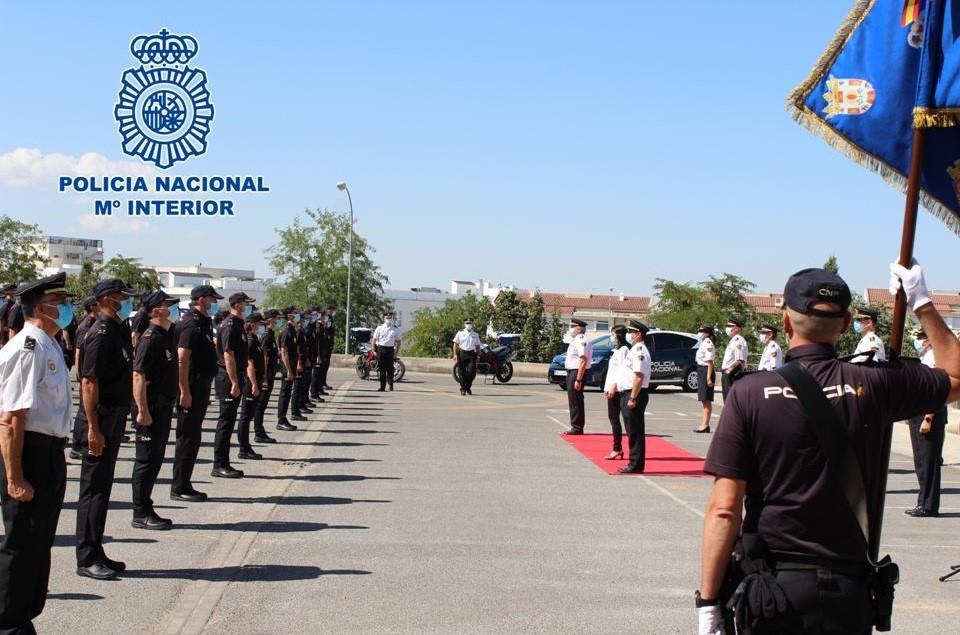 La Policía Nacional incorpora en la provincia de Granada a 66 policías en formación