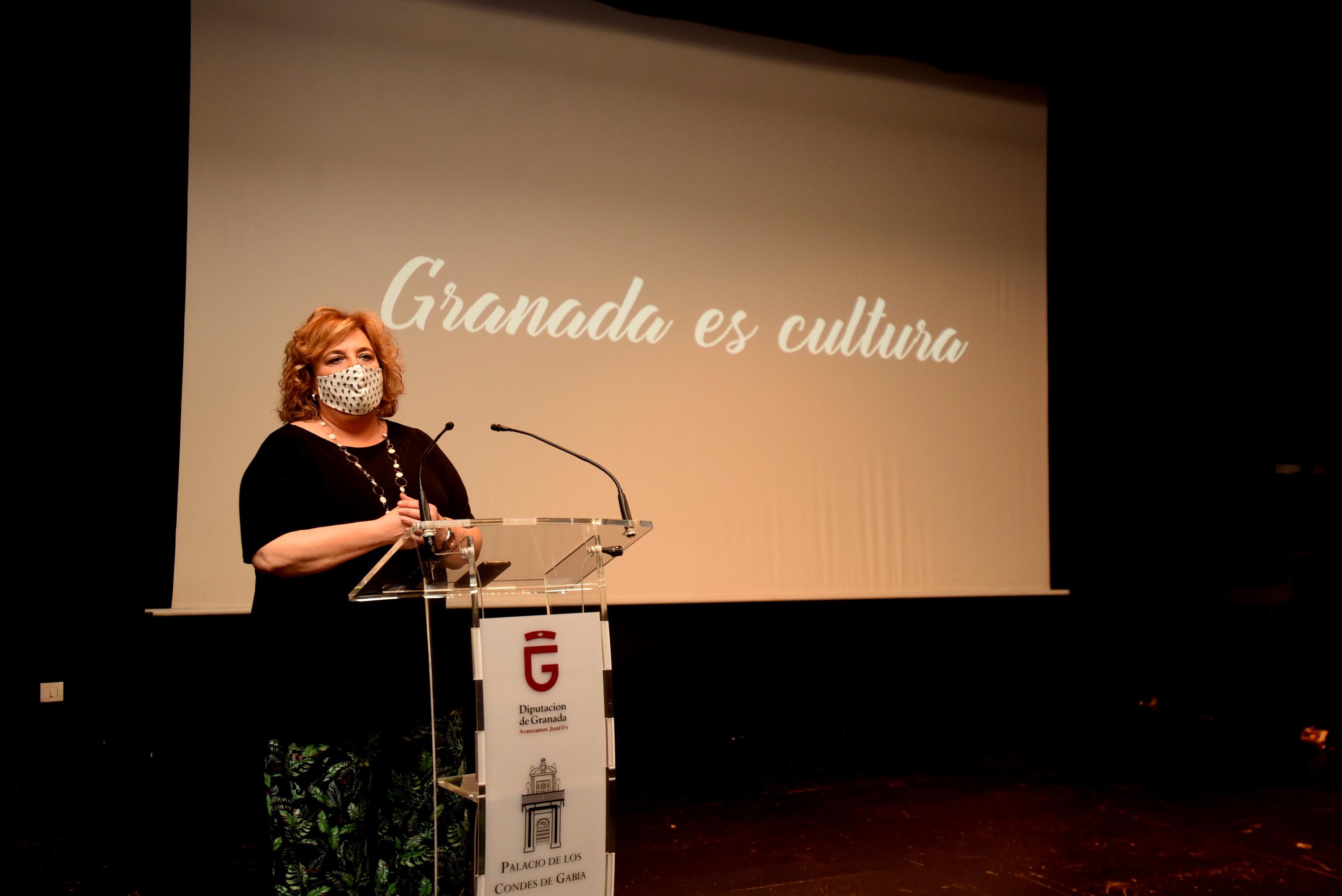 Diputación lanza una campaña de apoyo a la industria cultural granadina