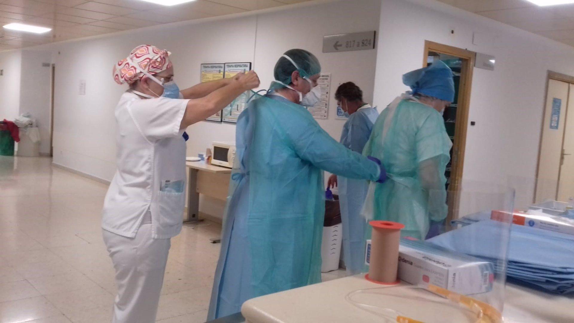 El Hospital Virgen de las Nieves, en el ranking de cumplimiento de estándares de calidad