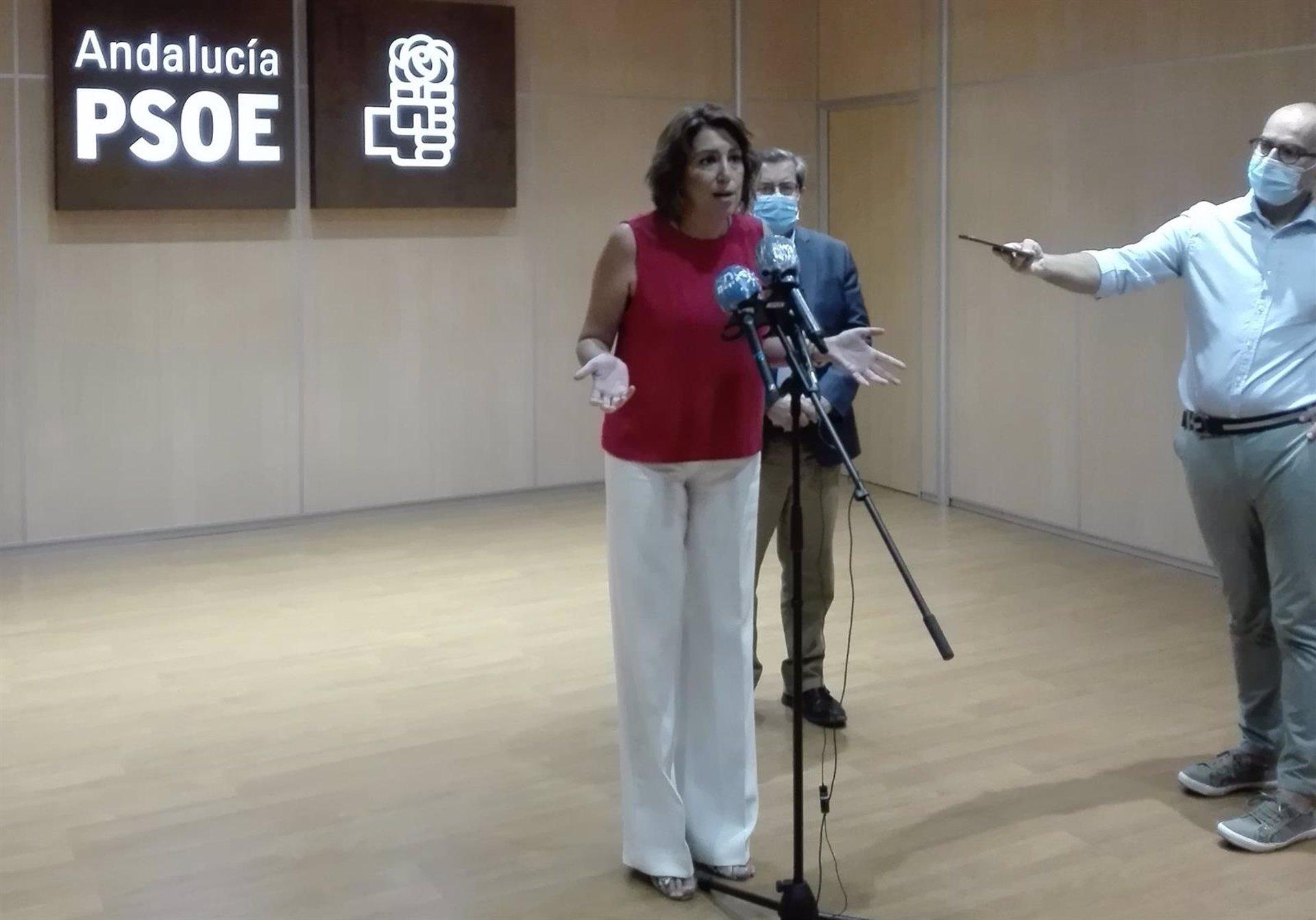 EL PSOE reclamará en el Parlamento el restablecimiento íntegro de las líneas de bus interurbano