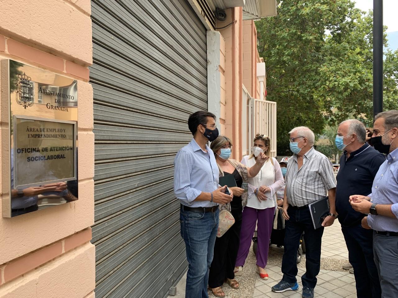 Cuenca critica el cierre de la Oficina de Empleo del Ayuntamiento en La Chana