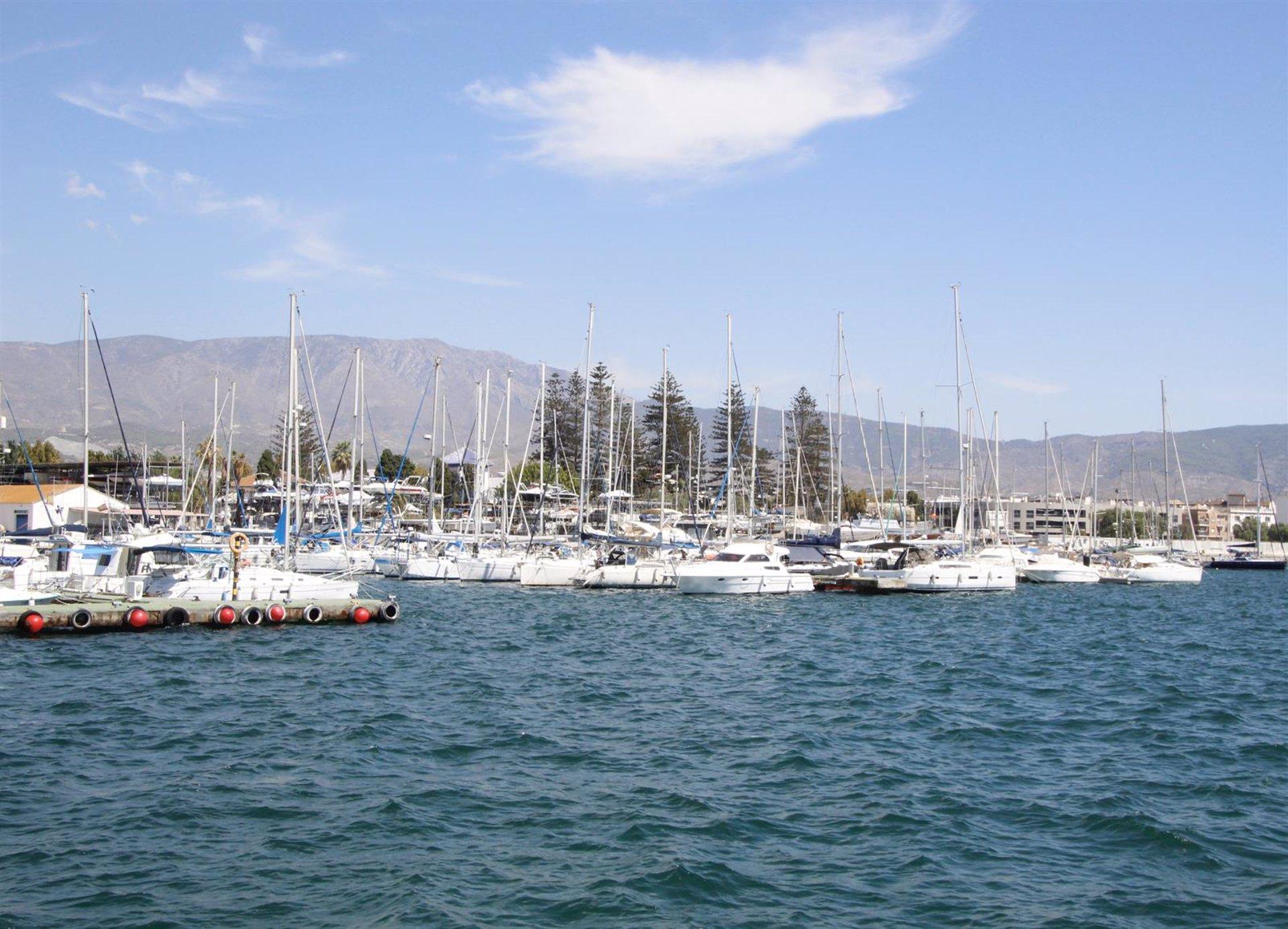 El Puerto de Motril amplía la zona náutico-deportiva con 50 nuevos atraques