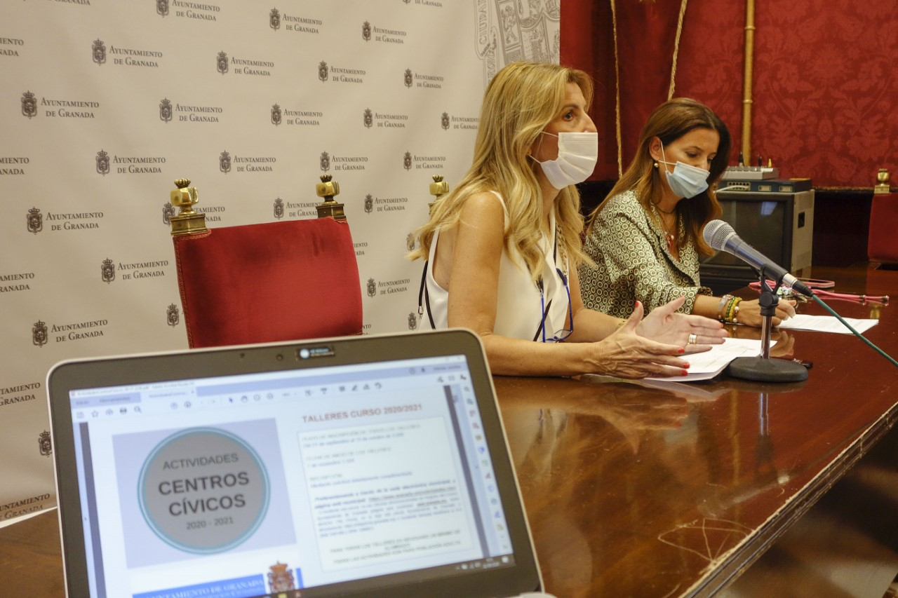 Los centros cívicos de la ciudad reanudan sus actividades con medidas anticovid