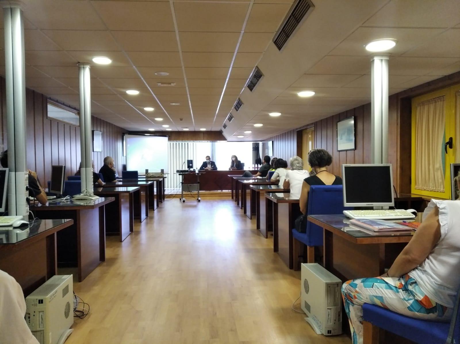 El CEPER Concepción Arenal arranca el curso con un aumento del personal docente
