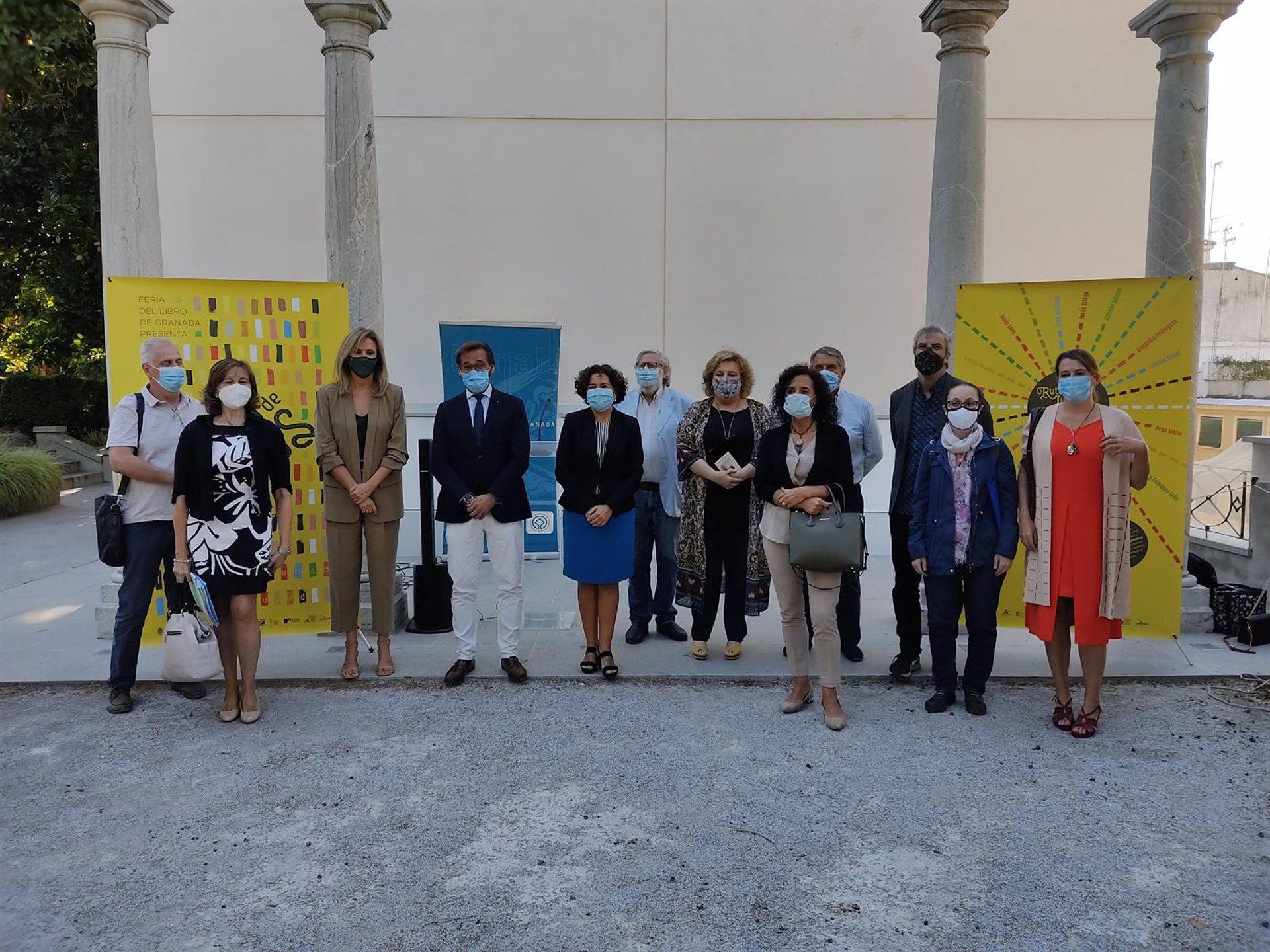 'Los libros toman la ciudad', campaña de la Feria del Libro para apoyar el sector
