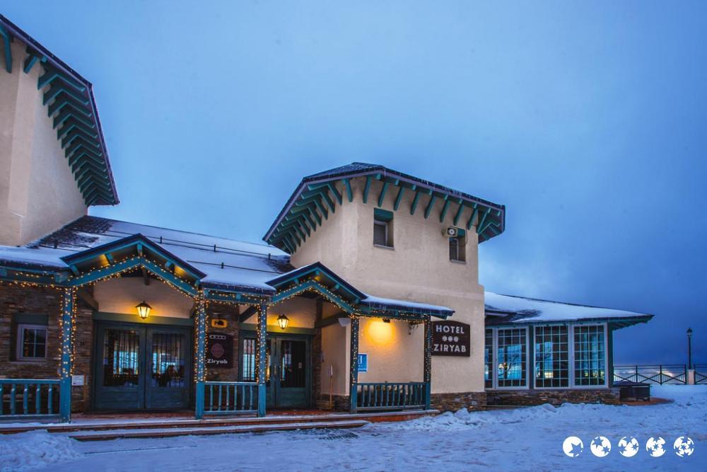 La Junta pone a la venta las instalaciones del Hotel Ziryab de Sierra Nevada por 6,69 millones
